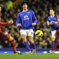 Fellaini: Nets vital equaliser