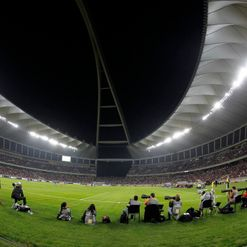 The epic Moses Mabhida Stadium