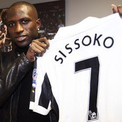 Sissoko: Joins Newcastle's French revolution