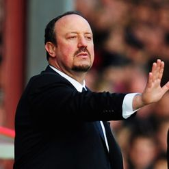 Benitez: Wants to succeed in Europe