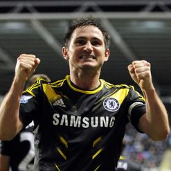Lampard: Looking for his 200th goal