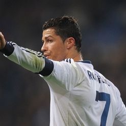 Ronaldo: Relishing United tie