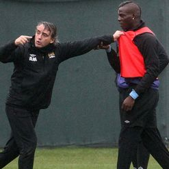 Mancini & Balotelli: End of the road?