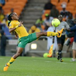 Tshabalala: Determined to improve