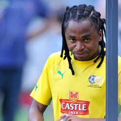 Shabba: Supporting his team-mates