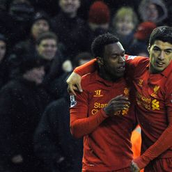Suarez and Sturridge: Branded a 'nightmare' by Downing