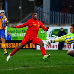 Sturridge: Scored on Reds debut