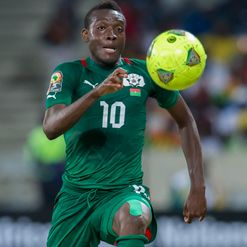 Traore: Bitter end to his AFCON