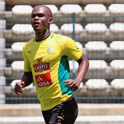 Gaxa: Set for AFCON chance