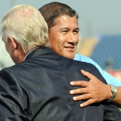 Johnson: Got Igesund's back