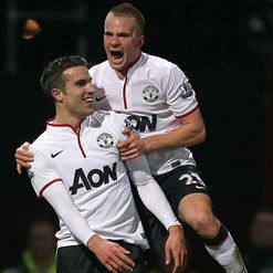 Van Persie: Made to feel welcome