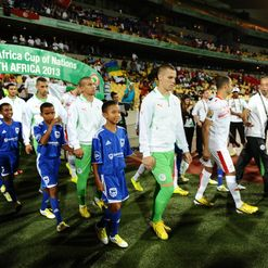 Algeria: First round exit at AFCON