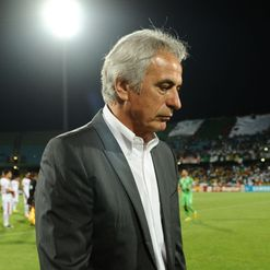 Halilhodzic: Disastrous tournament