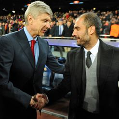 Wenger: Wanted Pep in England