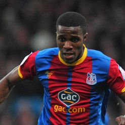 Zaha: Headed to Old Trafford
