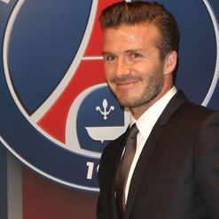 Beckham: Charitable guy