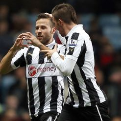 Cabaye: Amongst the goals
