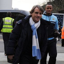 Mancini: Confident in his job