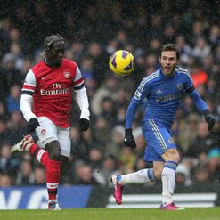 Mata: Keeping an eye on Sagna
