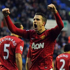 Van Persie: Excited for Madrid trip