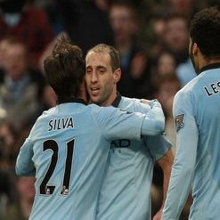 Zabaleta: Started the rout