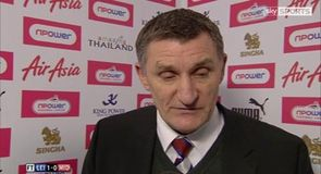 Mowbray frustrated with result