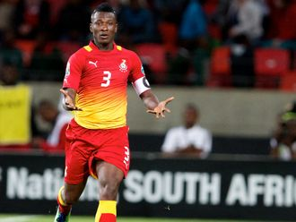 Gyan: Finally on the scoreboard