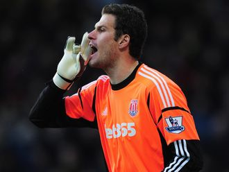 Begovic: Linked with Liverpool and Manchester United