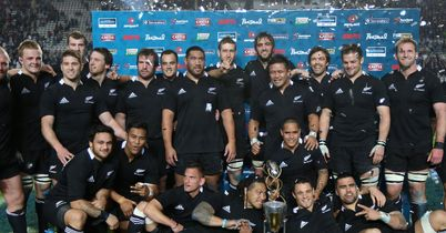 All Blacks begin defence in Sydney