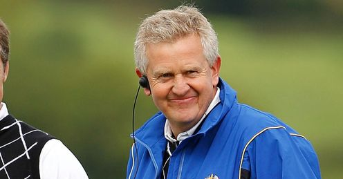 Colin Montgomerie: Up for a second stint