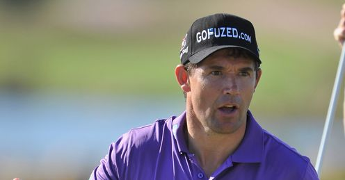 Harrington: the two-time Open winner will be in the field for the Volvo Golf Champions