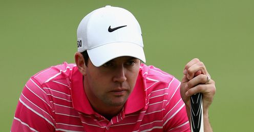 Jamieson: Five-shot lead