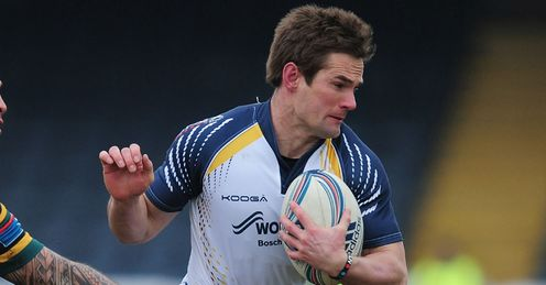 Errie Classens Worcester Warriors