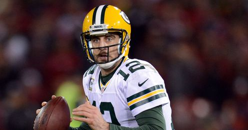 Rodgers: will he win the battle of the quarterbacks in NFC North?