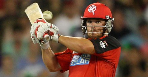 Aaron Finch: Australia's loss is the Renegades' gain, says Matt