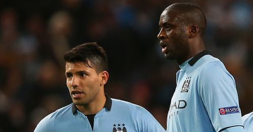 Aguero & Toure: Merson says their absence could cost City