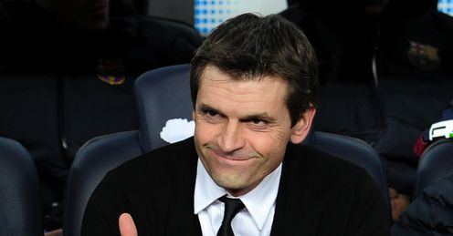 Vilanova: back in the Barca dugout following cancer treatment