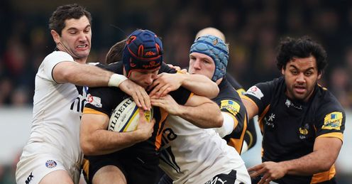 Chris Bell of London Wasps