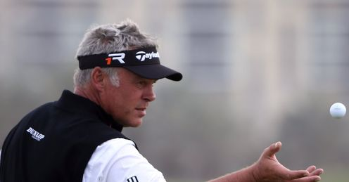 Darren Clarke: Focusing on his golf
