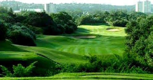 Durban Country Club's famed 3rd hole