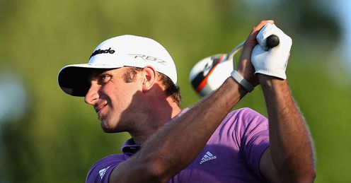 Johnson: lost in the third round of last year's Accenture Matchplay to Mark Wilson