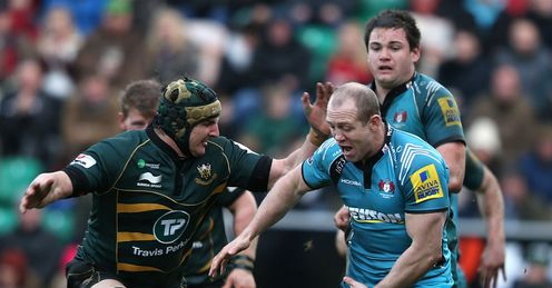 Gloucester Mike Tindall Northampton Mark Sorenson