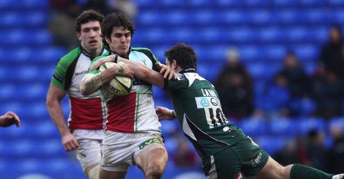 Gonzalo Tiesi when at Harlequins