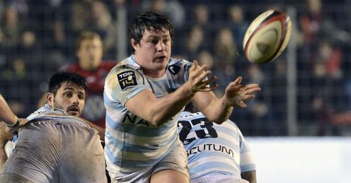 Henry Chavency Racing Metro