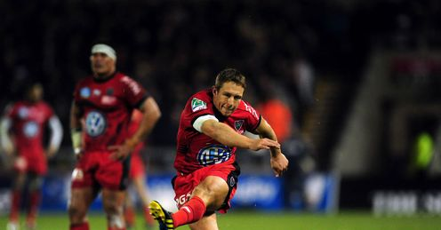 Jonny Wilkinson Toulon Top 14