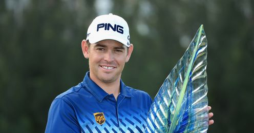 Louis Oosthuizen: Man of the moment