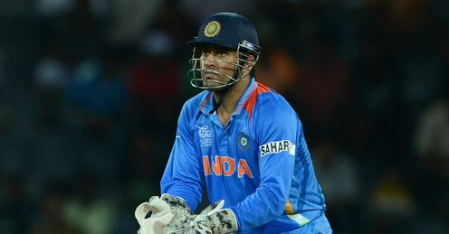 MS Dhoni World Twenty20
