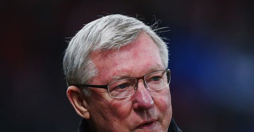 Ferguson: would he accept a draw against Everton?