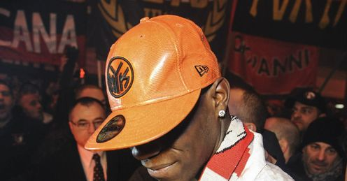 Mario Balotelli: was 'mad-as-a-hatter' during his time in England, says Jeff