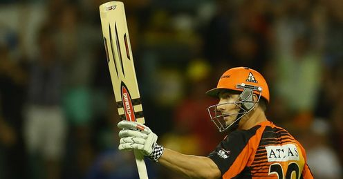 Shaun Marsh Perth Scorchers v Melbourne Stars Big Bash semi